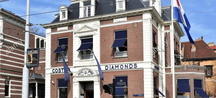 Museum Quarter Amsterdam - Coster Diamonds