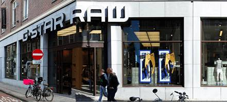 G star Raw | PC Hooftstraat