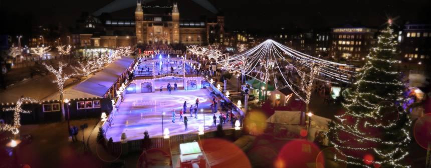 Museum Quarter Amsterdam - Ice Village Amsterdam