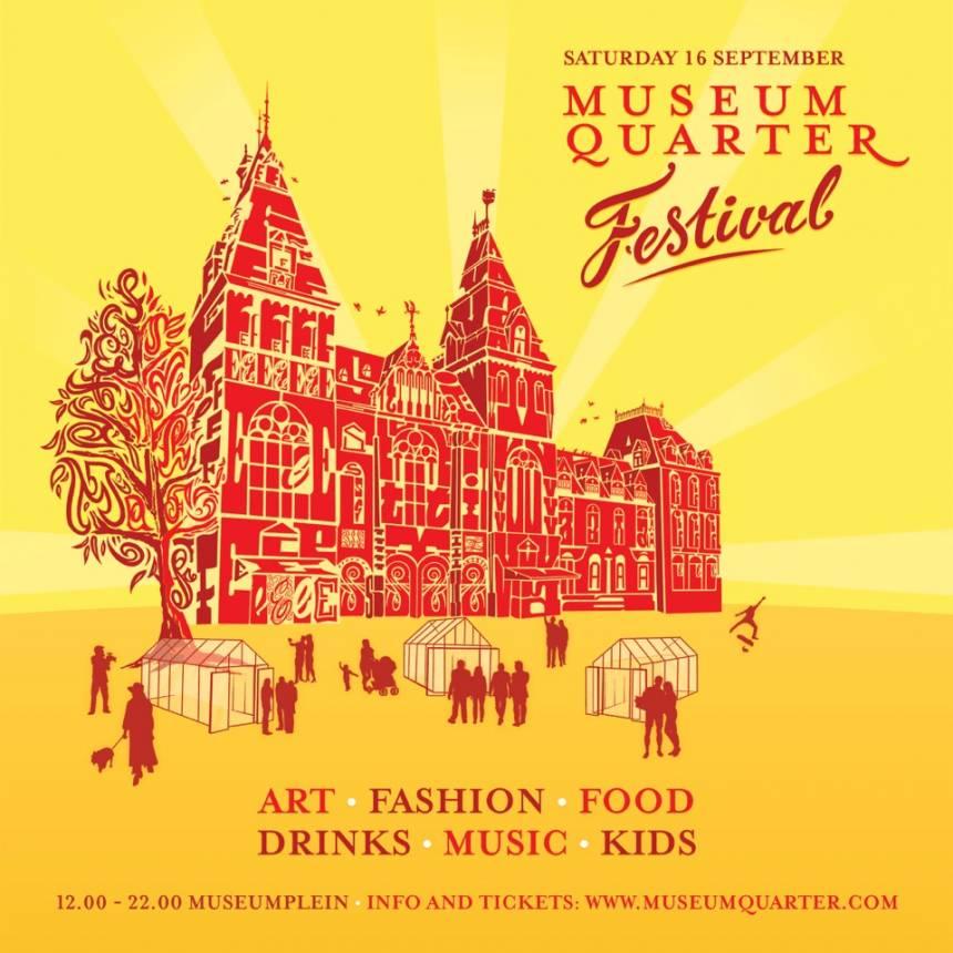 Museum Quarter Amsterdam - Museum Quarter Festival