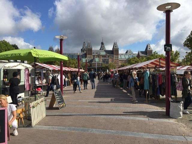 Museum Quarter Amsterdam - Museum Market