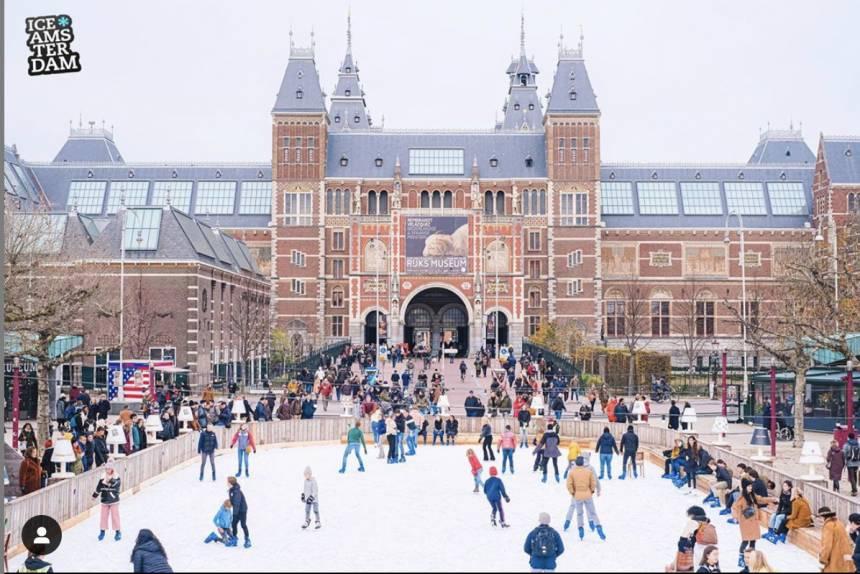 Museum Quarter Amsterdam - Ice Amsterdam
