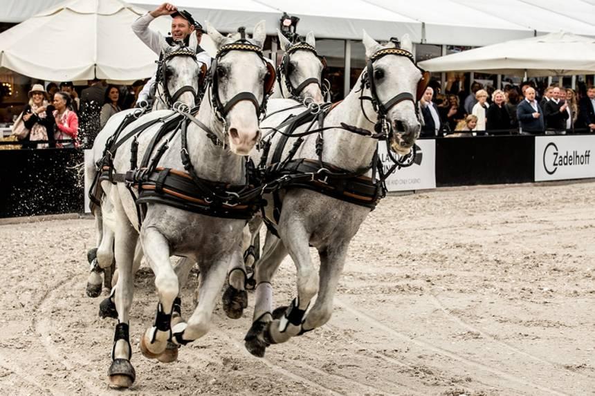 Museum Quarter Amsterdam - Museumplein Polo Event