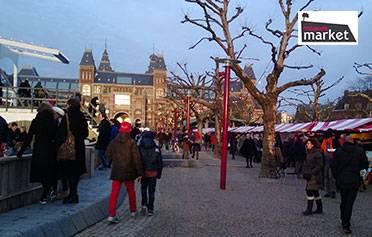 Museum Quarter Amsterdam - Museum Market Amsterdam